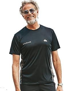 [ナノユニバース] QUIKSILVER WATERMAN x WillLOUNGE クイックシルバー ウォーターマン x ウィル ラウンジ Tシャツ 水陸両用TEE S/S メンズ