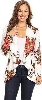 Best ladies floral blazer Reviews