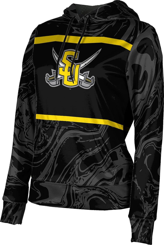ProSphere Southwestern University College Girls' Pullover Hoodie, School Spirit Sweatshirt (Ripple)