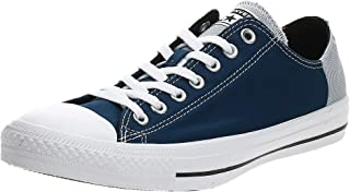 Converse Chuck Taylor All Star Sneaker For Unisex, 10 UK - Blue (Slate Blue)
