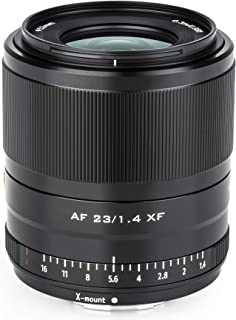 VILTROX 23 Fuji New Version 23mm f/1.4 X-Mount Lens Auto Focus F1.4 Large Aperture APS-C Lens for fujifilm X-Mount Camera ...