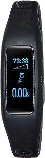 Superdry Men's Digital Quartz Watch with Silicone Strap SYG202BB