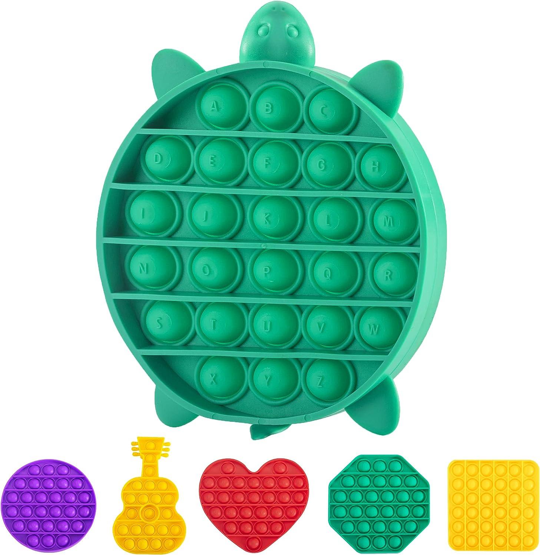 Washington Mall Very popular TOYZEN Push Pop Fidget Toy Silicone – Squeez Upgraded Thick