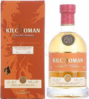 Kilchoman Islay Single Malt Whisky SMALL BATCH 1 47,00% 0,70 lt.