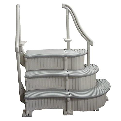 Pool Steps for Inground Pools: Amazon.com