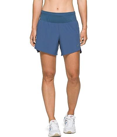 ASICS Road 5.5 Shorts (Grand Shark) Women