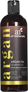 Artnaturals Argan Hair Regrowth Shampoo, 16 Ounce
