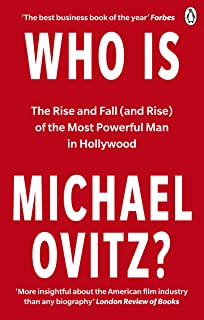 Who Is Michael Ovitz? (English Edition)