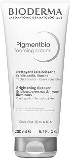 Bioderma Pigmentbio Foaming Cream Brightening Exfoliating Cleanser For Brightened Skin, 200ml