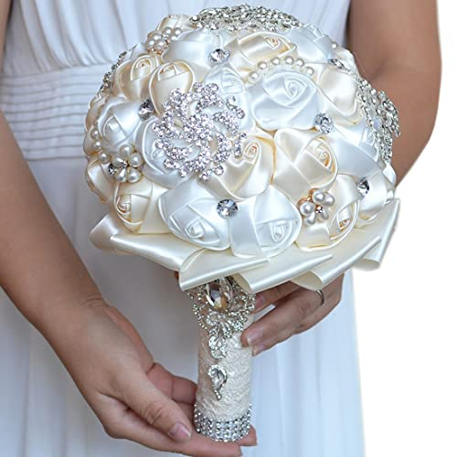 Wedding Bridal Bouquet Amazon Com