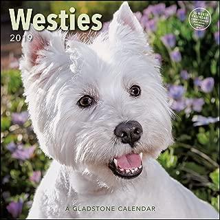 2019 Westies Calendar