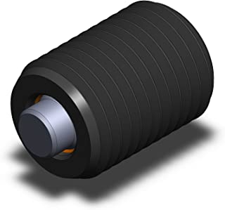 Fairlane MTBU-10050-FC Threaded Design Swivot M10 x 1.5 x 50 mm SS Cone