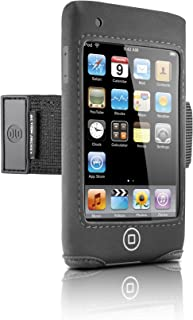 DLO Action Jacket Armband Case for iPod touch 2G, 3G (Black)