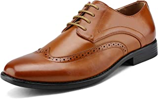 Bruno Marc Men's Dress Shoes Formal Classic Lace-up Oxfords