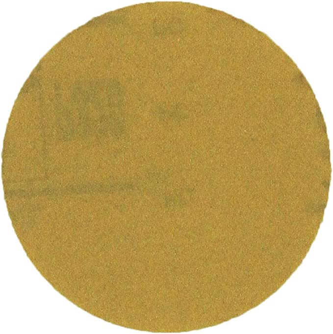 3M 01015 Hookit Gold 5 P600 Grit Disc