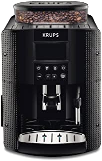 Krups EA8150 - Cafetera Automática 15 Bares de Presión,