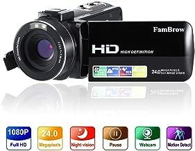 Best vivitar dvr 865hd digital camcorder Reviews