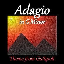 Adagio in G Minor (Theme from