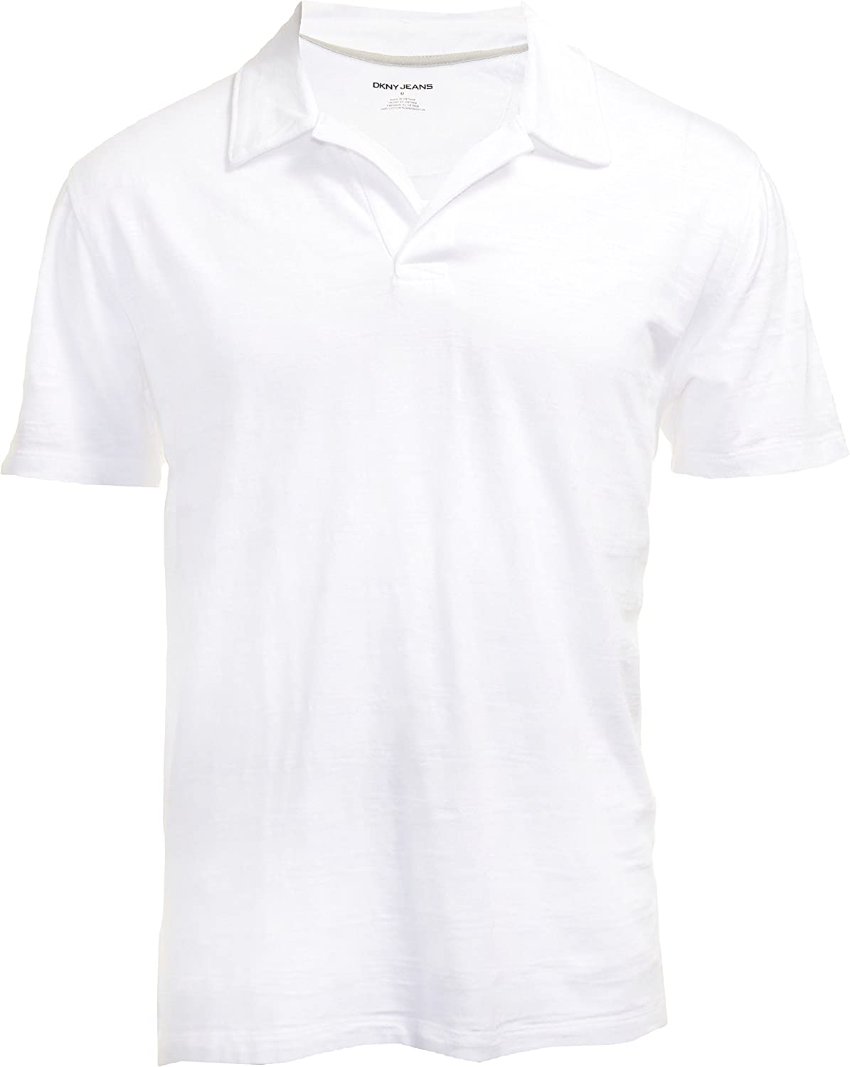 DKNY Jeans Mens Gifts Short Polo Shirt Sleeve Recommended