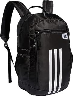 League Three Stripe 2 Backpack, Black/White, One Size