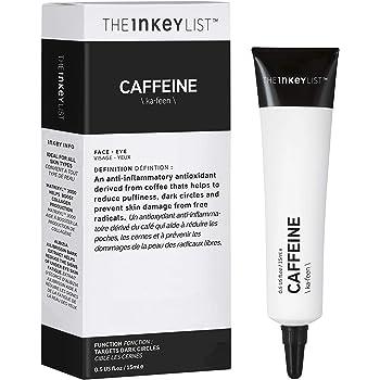 Amazon Com The Inkey List Caffeine Eye Cream 0 5 Oz Travel Size