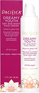 Pacifica Dreamy Youth Day and Night Face Cream Unisex 1.7 oz