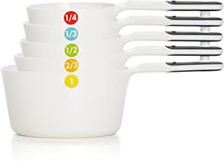 OXO Good Grips Measuring Cups Set - 7-Piece, White