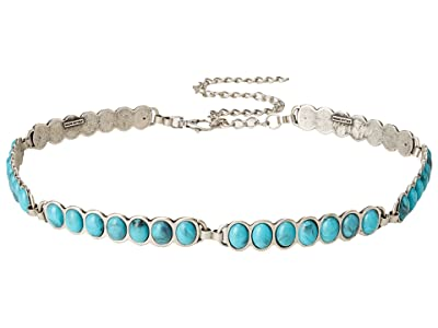 Amsterdam Heritage 15503 (Silver/Turquoise) Women