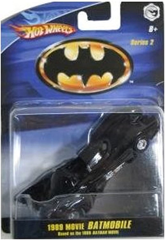 Mattel Hot Wheels 1 50 1989 Batman Movie Batmobile Series 2 by Hot Wheels