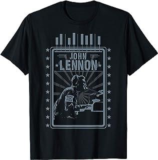 John Lennon - Piano T-Shirt