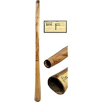 Didgeridoo Eucalyptus Proline incl Bag 59-63 inch Tone E