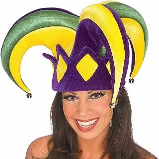 Rubie's Costume Mardi Gras Royale Jester Hat