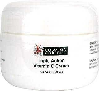 Cosmesis Life Extension Triple Action Vitamin C Cream, 1 Ounce