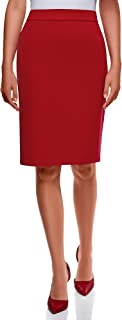 Collection Women's Basic Pencil Skirt