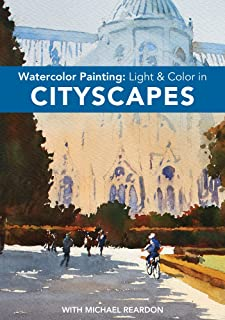 Watercolor Painting - Light & Color in Cityscapes