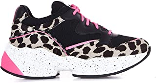 LIU JO Luxury Fashion Womens B69041PX045S1107 Black Sneakers | Fall Winter 19