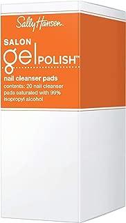 Sally Hansen Salon Pro Gel Cleanser, 20 Count (Pack of 1)