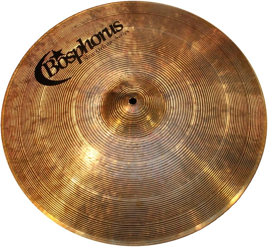Bosphorus Cymbals N17C 17-Inch New Cymbal Max 40% OFF Orleans Series Crash Attention brand