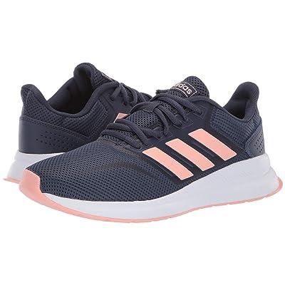 adidas Falcon (Trace Blue F17/Dust Pink/Trace Blue F17) Women