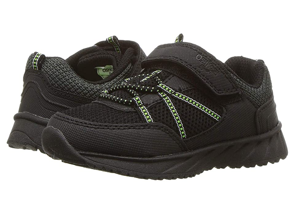 OshKosh Murray (Toddler/Little Kid) (Black) Boy
