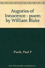 Auguries of Innocence - poem by William Blake