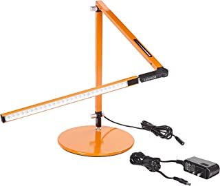 Koncept AR3100-W-ORG-DSK Z-Bar Mini LED Desk Lamp, Warm Light, orange