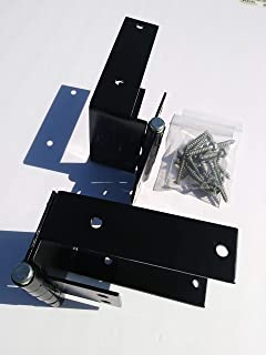 Universal Gate Hinge - Build A Wood Gate The Easy Way - Build New Or Repair Existing Gates