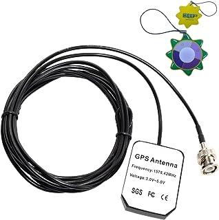 HQRP Antena Externa GPS para Garmin GPSMAP 225/230 / 232/235 Soundeur / 238 Soundeur / 276C / 295 + HQRP medidor del Sol