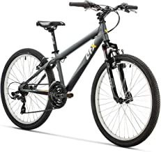 "AFX Bicicleta MTB Junior 24"", Niños"
