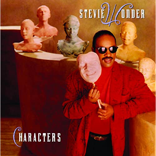 Characters by Stevie Wonder on Amazon Music - Amazon.co.uk