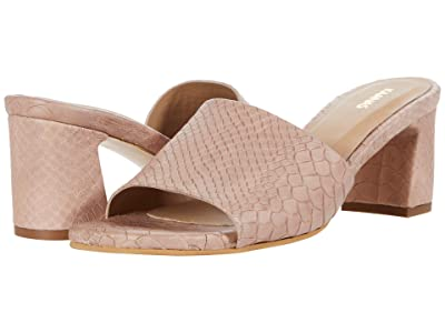 KAANAS Bucharest Anaconda City Slide (Mauve) Women
