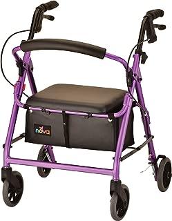 nova getgo petite rolling walker
