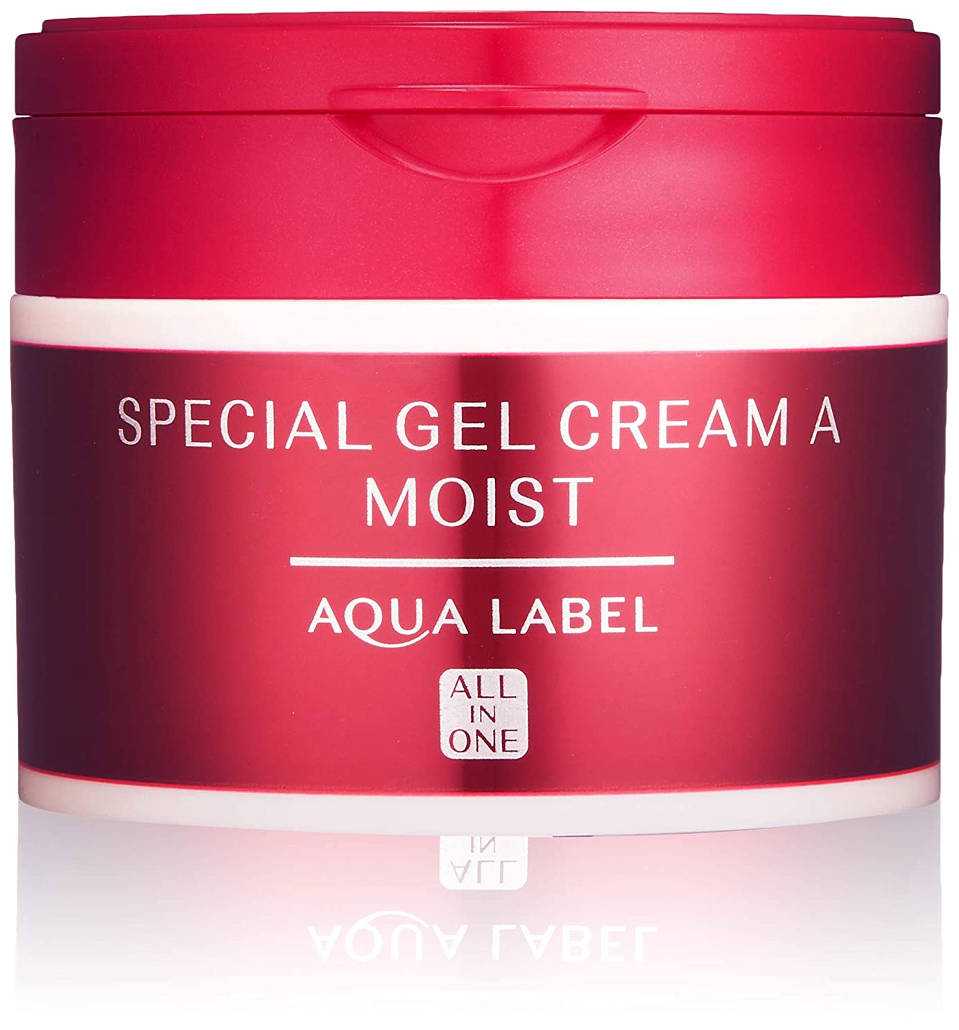 誠実さ肥沃なリマAQUALABEL(アクアレーベル) アクアレーベル スペシャルジェルクリームA (モイスト) ハーバルローズの優しい香り 単品 90g