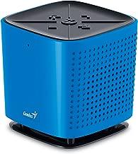 Genius SP-925BT Blue V4.0 Bluetooth Stereo 2X5W Surround Sound, Built in Mic (Blue)